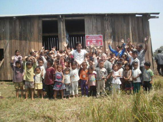 Fundraise for RSVP Cambodia